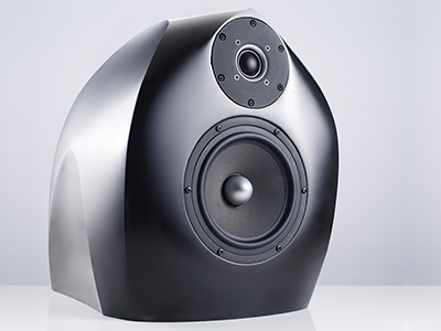 Black Marble Speakers